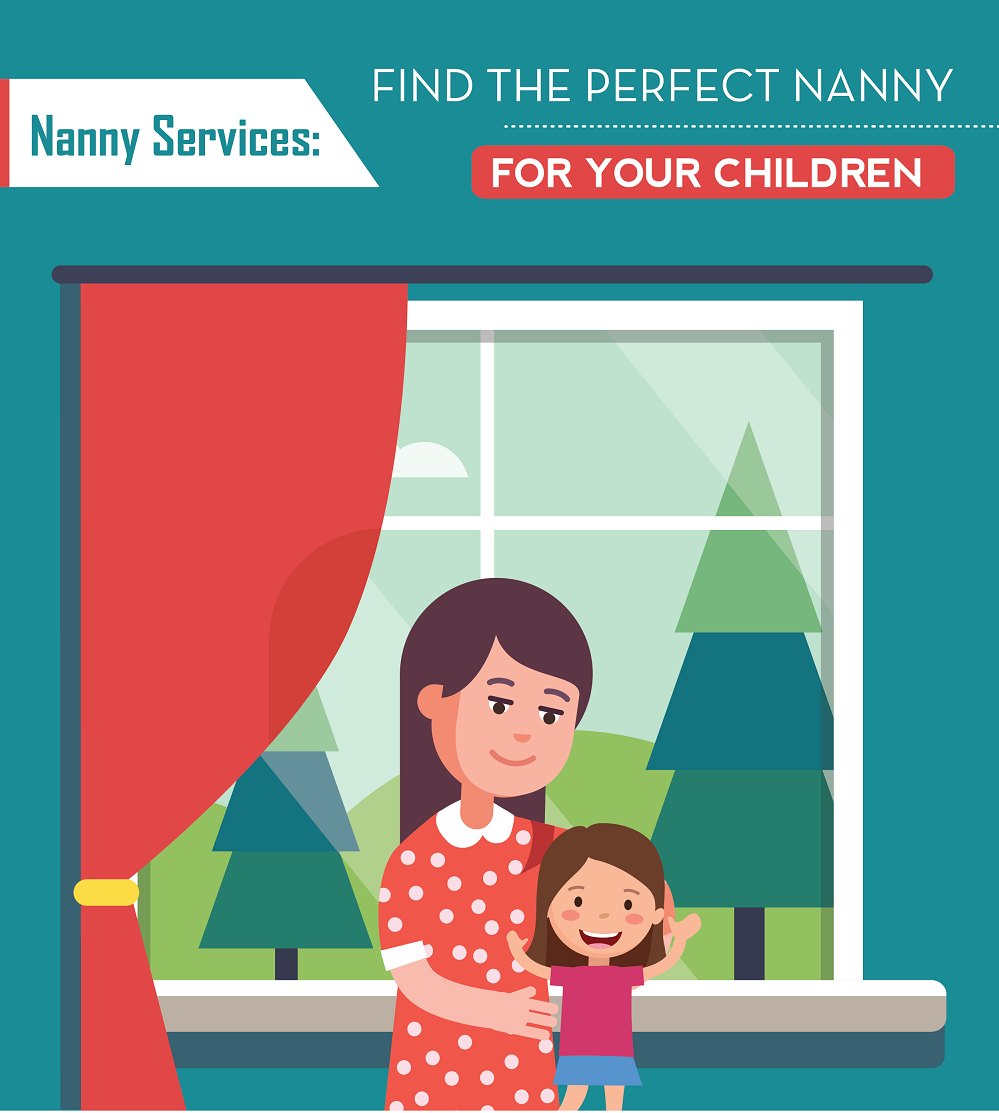 Find the Perfect Nanny for Your Children